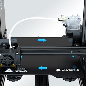 Anycubic mega zero 2.0 Auxiliary leveling