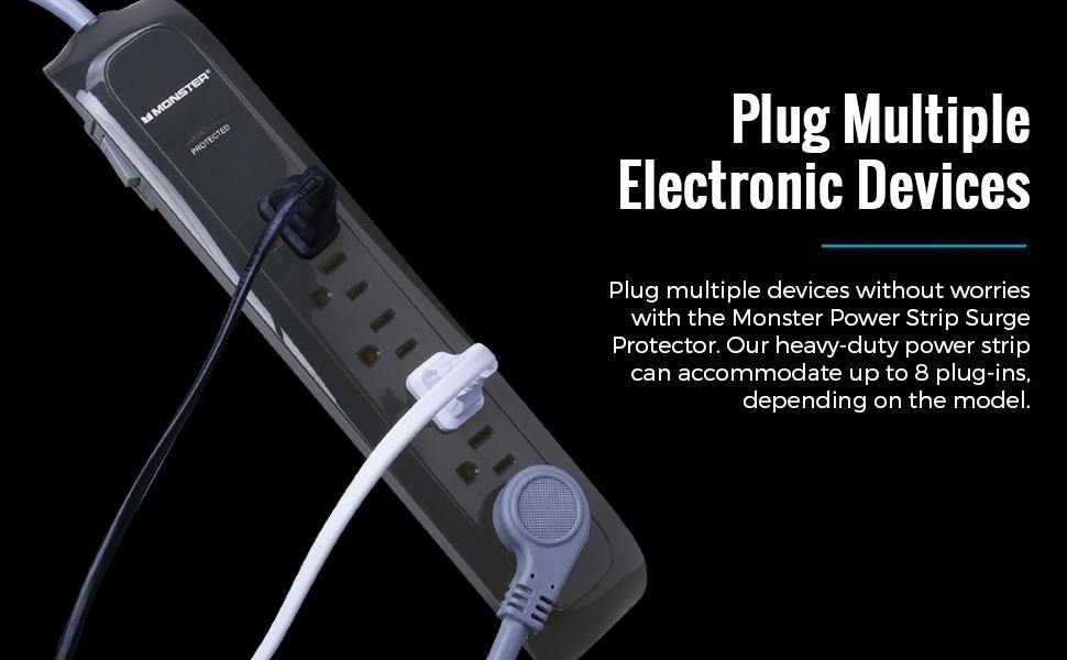 ft grounded heavy home hub large long metal mini multi multiplug plug portable powerstrip prong