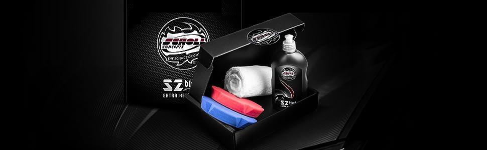 Scholl Concepts S2 Black Limited Edition Bundle Auto