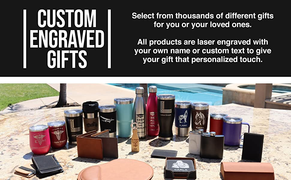 custom engraved gifts