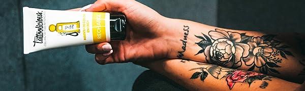 Tattoolicious RECHARGE - Crema de mantenimiento para tatuajes ...