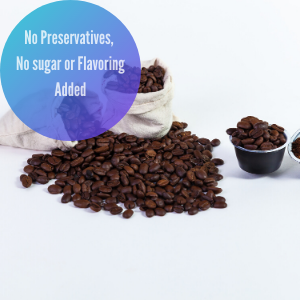 flavor full body bodied roast smooth Arabica chocolate premium natural French South American java