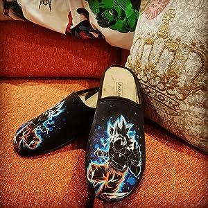 zapatillas casa cómodas