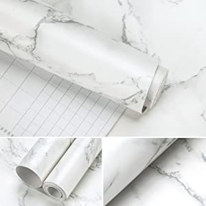 Oxdigi Marble Contact Paper