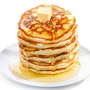 Keto Pancake Breakfast