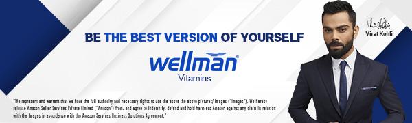 Wellman Multivimatins for Men