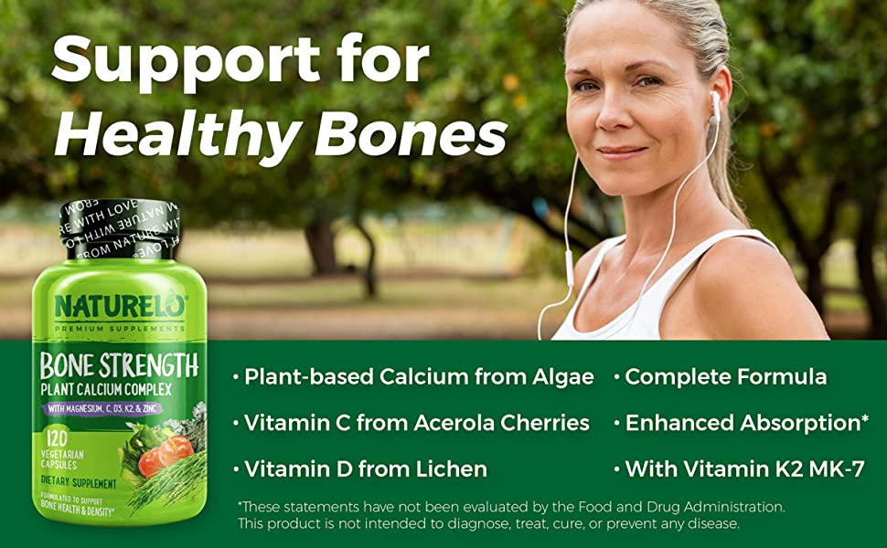bone strength benefits