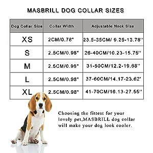 light collar for small dog