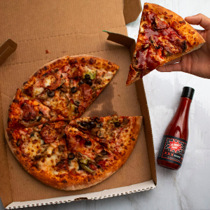 XXX pizza