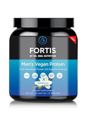 fortis vanilla proteins