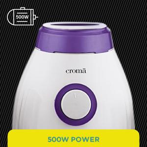 500W Power