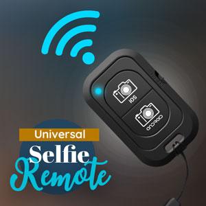 bluetooth selfie remote