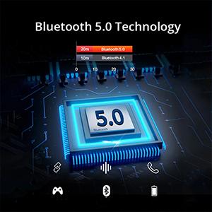 Bluetooth 5.0 technology