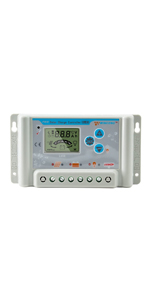 12V charge controller 20A Lithium