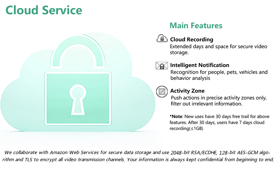 IP Camera Cloud Service