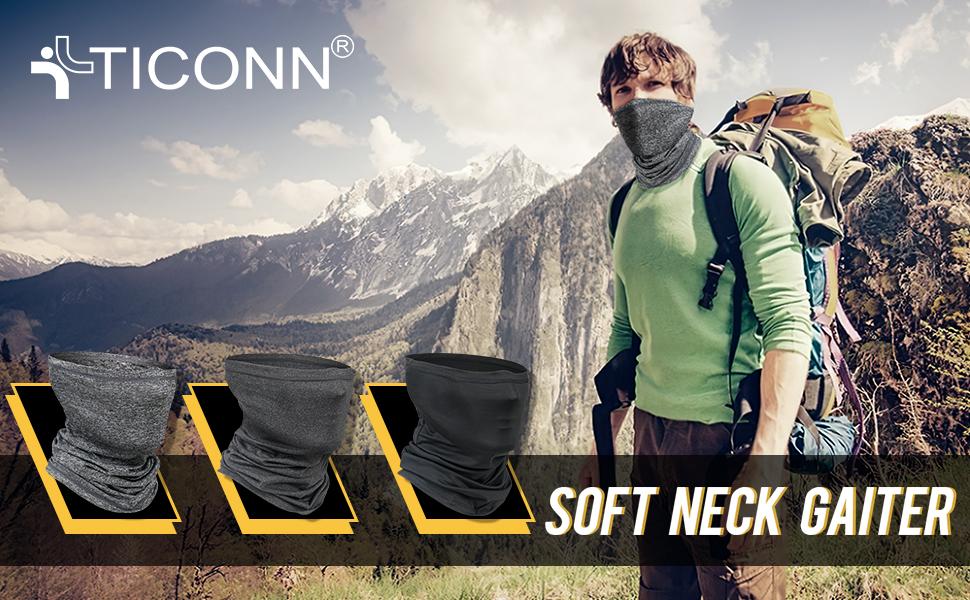 Ticonn neck gaiter