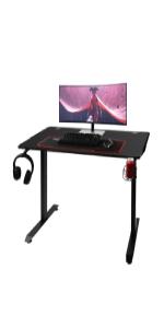 45 inch gaming desk
