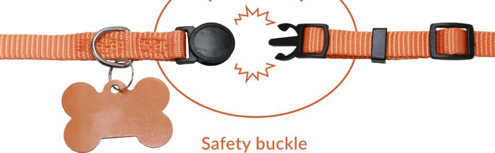 Adjustable Breakaway Litter Collars Pups