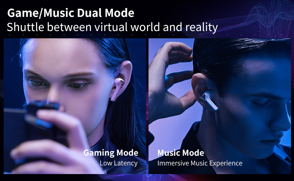 Game/Music Dual Mode