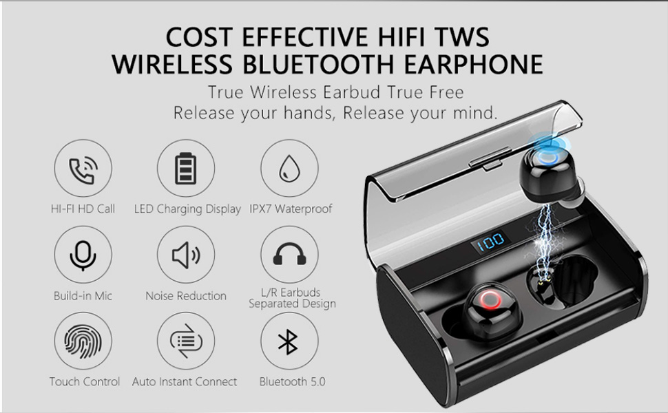 wireless ear bud