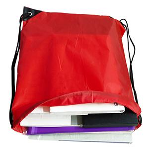 drawstring backpack bulk