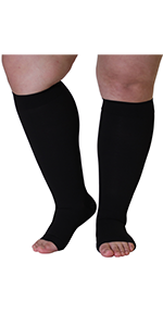 Mojo AB211 knee high 20-30mmhg compression
