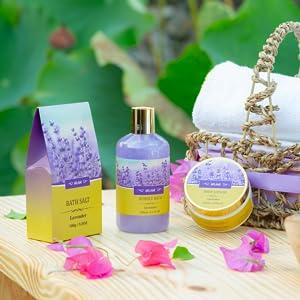 secret santa female bathroom lush para mujer pack health holiday bathing present regalo cumpleaños