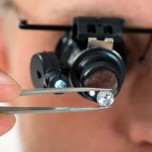 diamond jewelry quality control