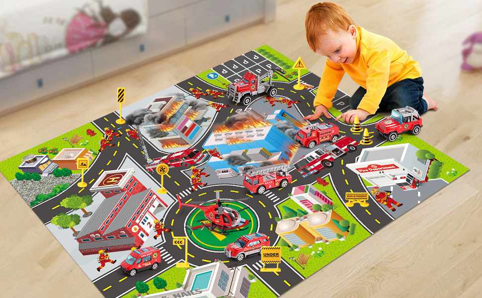 play room scene