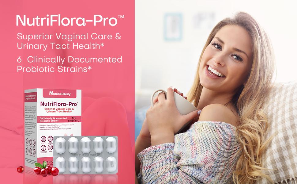 probiotics for women probiotic organic vaginal probiotics prebiotic yeast Infection bacteria