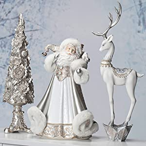 Christmas Santa Deer