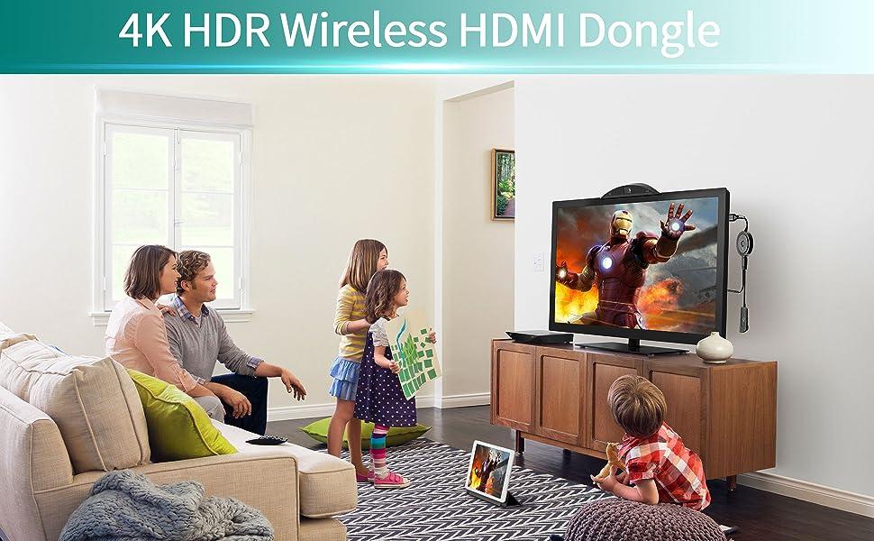 wireless hdmi adapter