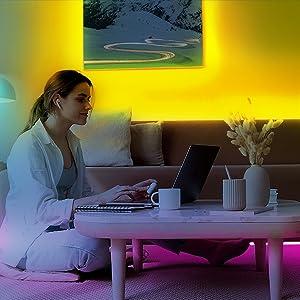 led lights for bedroom,living room ,kitchen