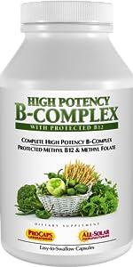 High Potency B-Complex