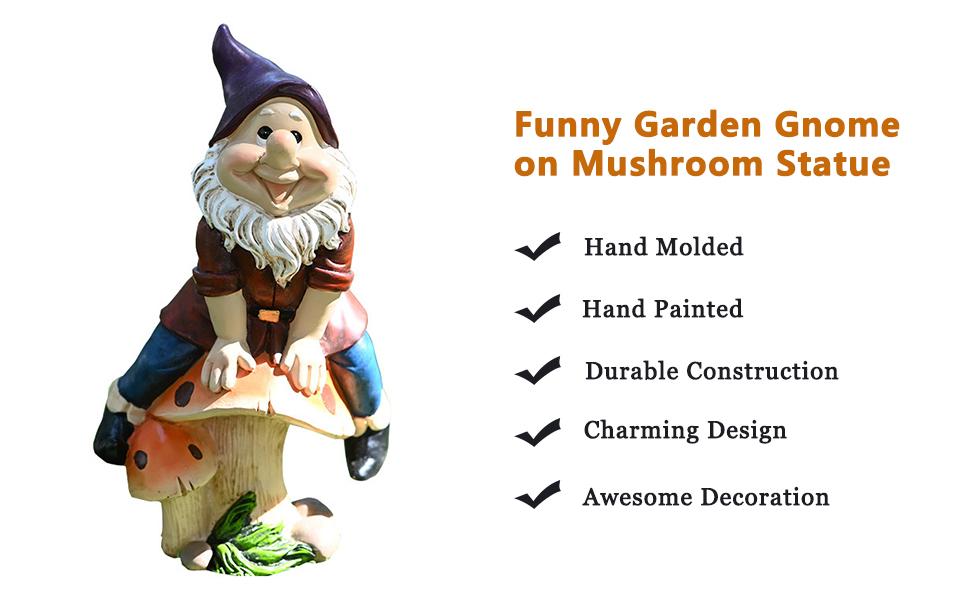 Garden Gnome Details