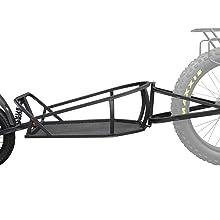 Rambo R180 Aluminum Bike//Hand Cart