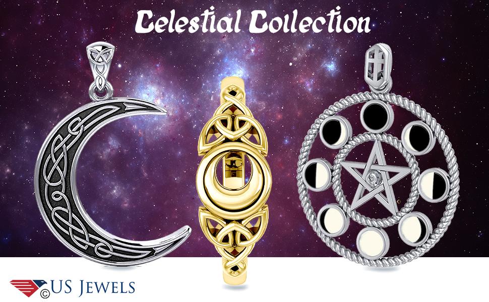 US Jewels Religious Pendants