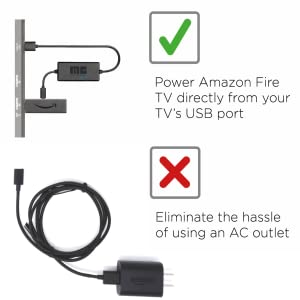 Amazon Fire TV Power Cable