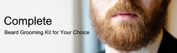 beard growth kit