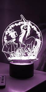 Unicorn Nightlight - Unicorn&Me