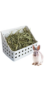 hay feeder for rabbits