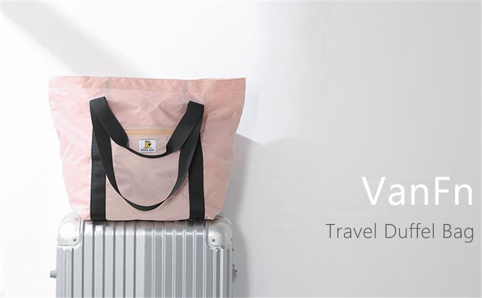 VanFn Travel Bag