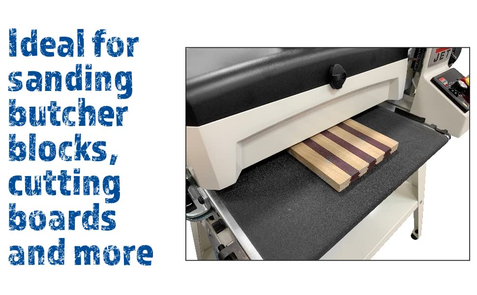 JET 60-6060 60-Grit Ready-to-Wrap Abrasive Sandpaper