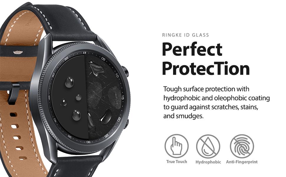 galaxy watch 3 45mm screen protector