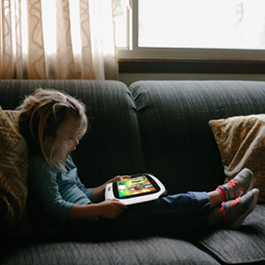 Allow Kids to Enjoy the Tablet Comfortably and Safely