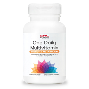 gnc multivitamin one daily multivitamin
