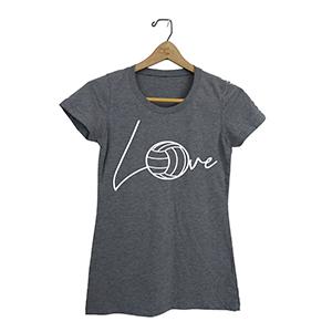 love volleyball shirt tee top
