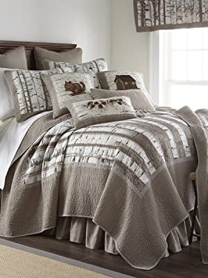 Donna Sharp, Lodge, Bedding, King, Twin, Full, Queen, Quilt