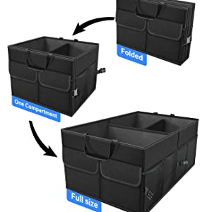 trunk organizer for suv