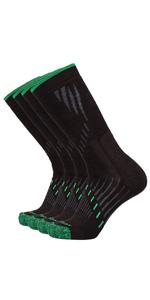 pima cotton crew socks